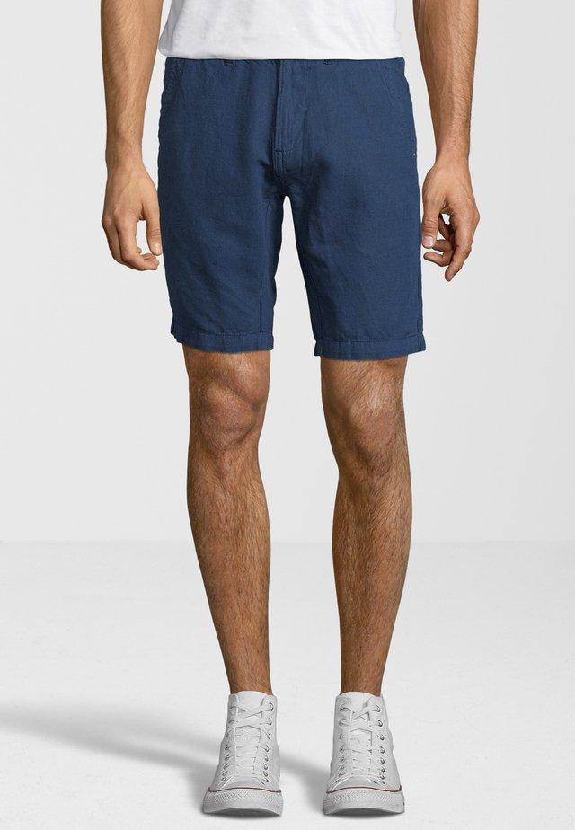 JULIAN - Shorts - dark blue