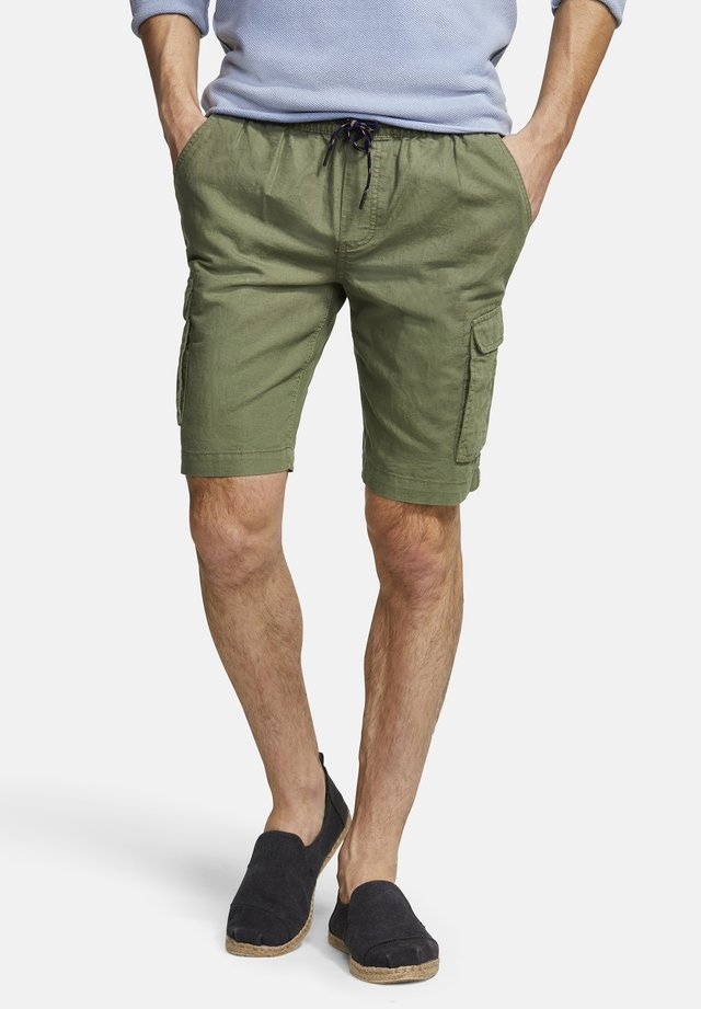 LUDOVIC - Shorts - olive