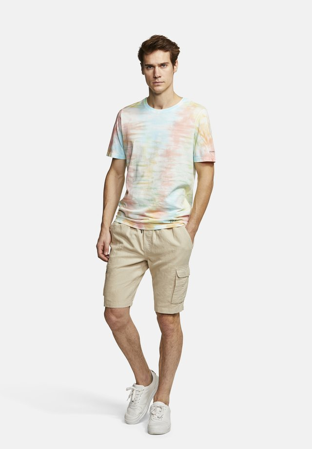 T-SHIRT BATIK DARYL - Print T-shirt - multicolour