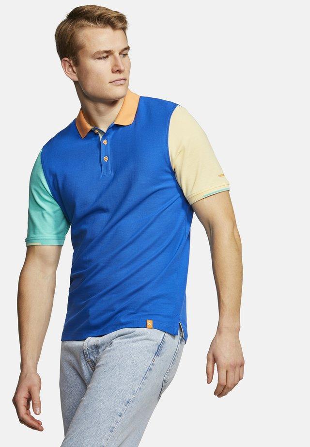 POLOSHIRT POLO COLOURBLOCK RONNY - Poloshirt - multi-coloured