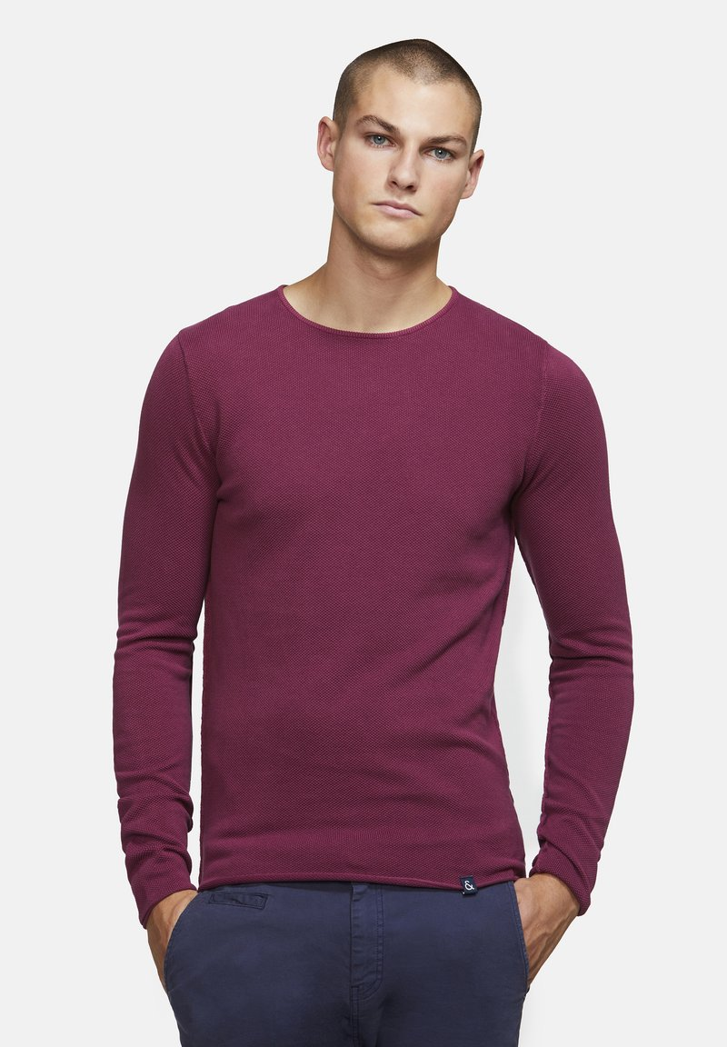 Colours & Sons - NOAH - Jumper - red