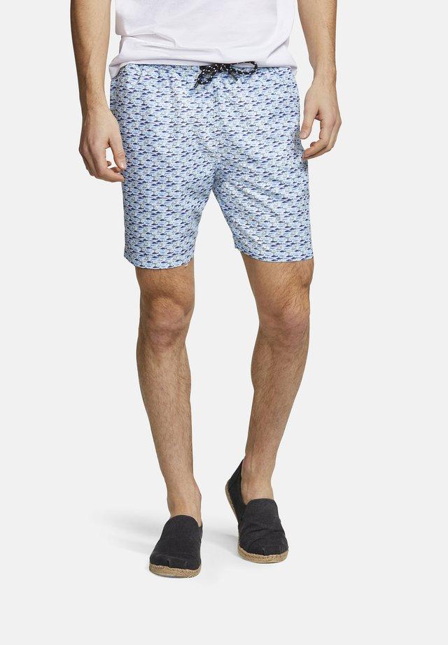 BADESHORTS ANIMAL-PRINT SIMON - Swimming shorts - shark