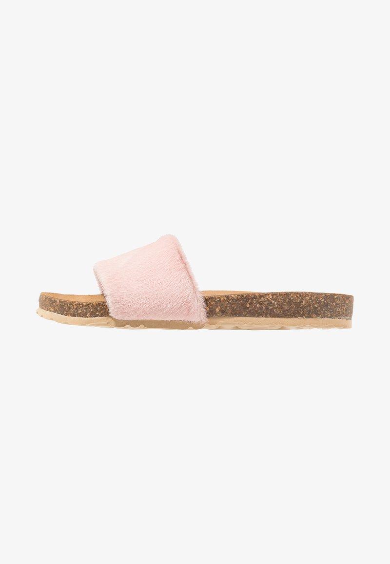 Copenhagen - Pantolette flach - rose