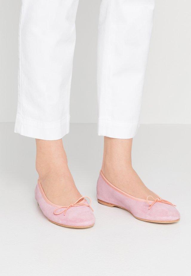 Ballerinaskor - rose