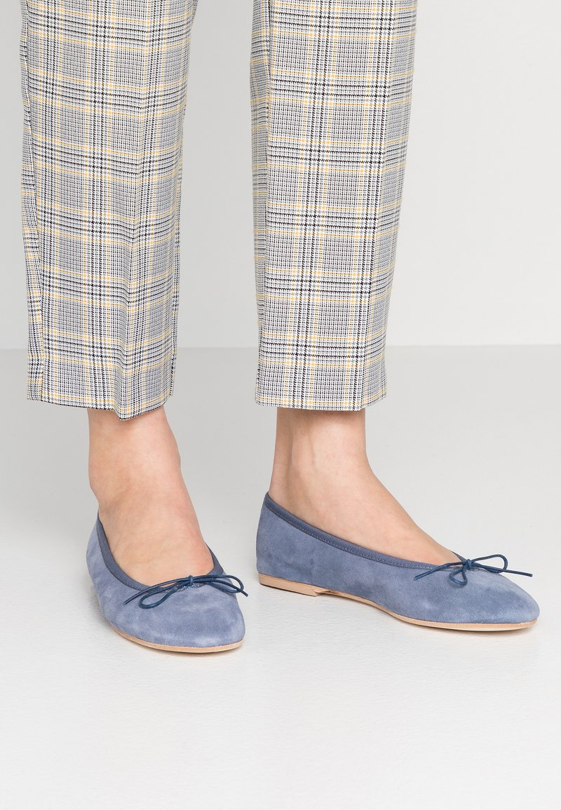 Copenhagen - Ballet pumps - blue