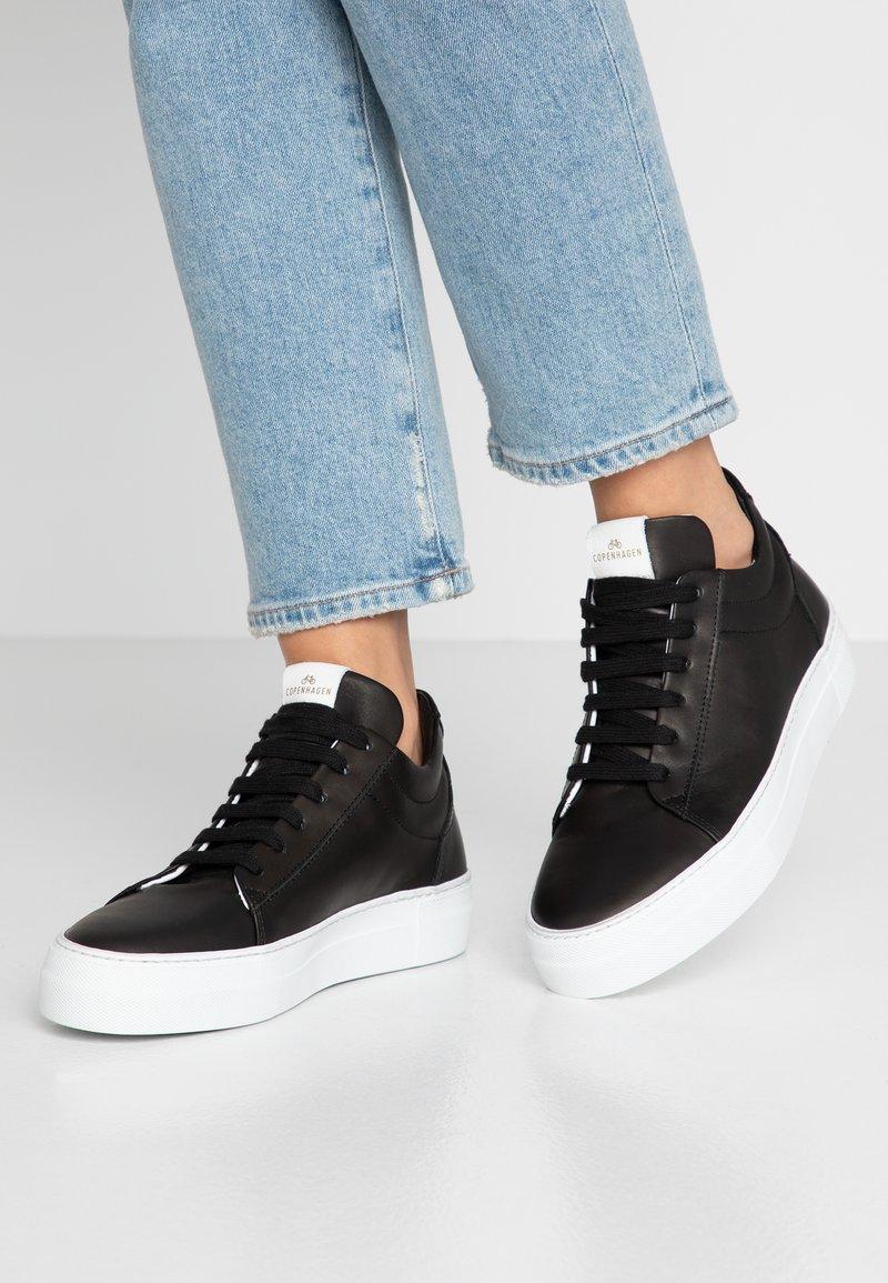 Copenhagen - High-top trainers - black
