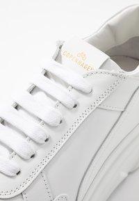Copenhagen - Sneakers laag - bianco - 2