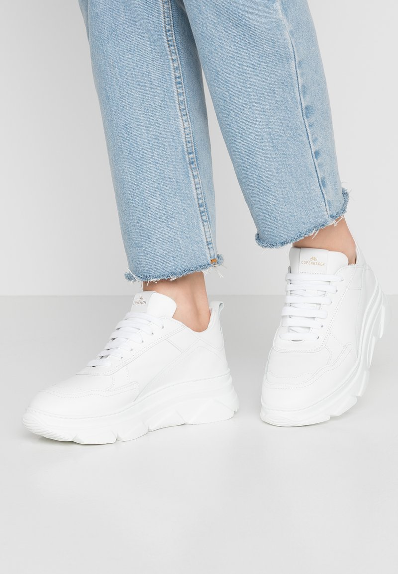 Copenhagen - Sneaker low - bianco