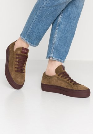 Sneaker low - honey