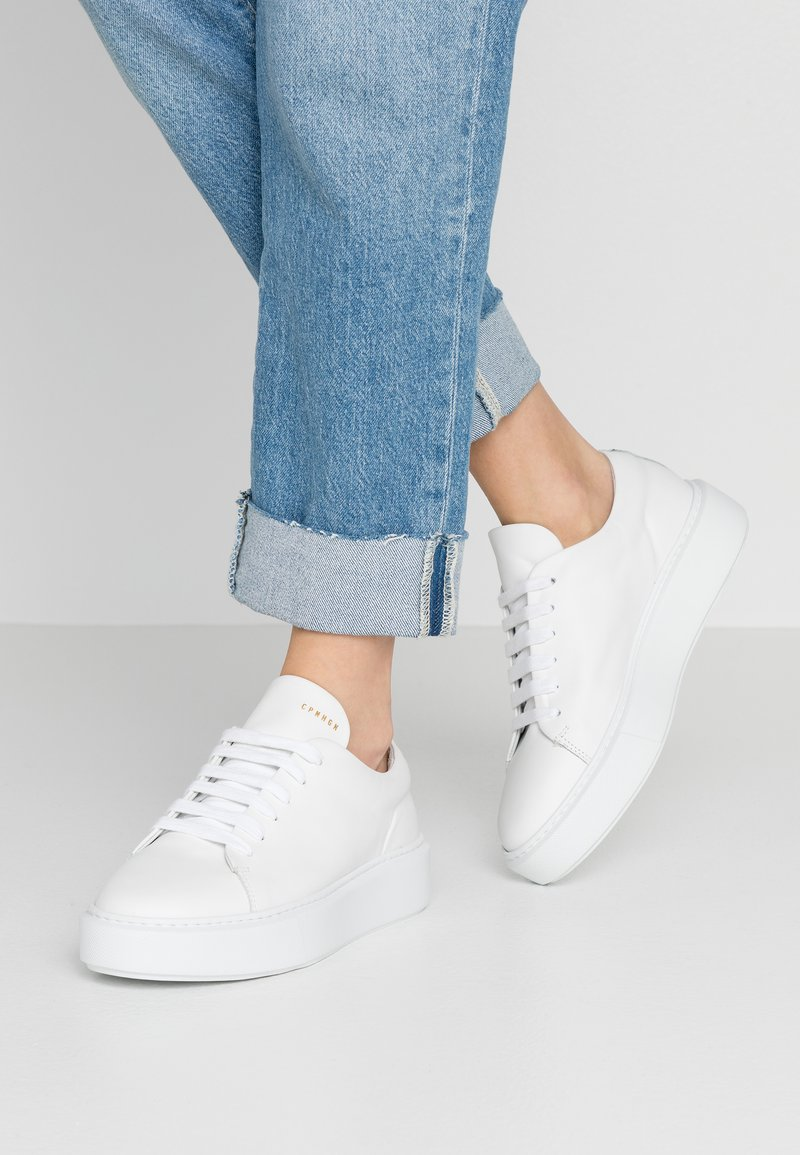 Copenhagen - CPH407 - Sneakers basse - white
