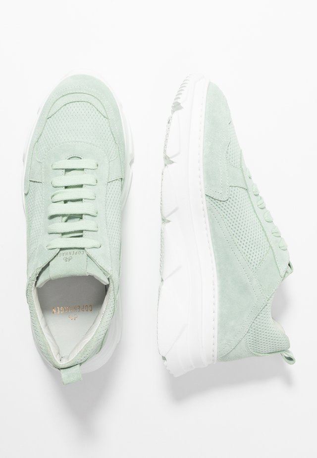 CPH61 - Baskets basses - mint