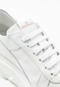 Copenhagen - Sneakers laag - white - 2