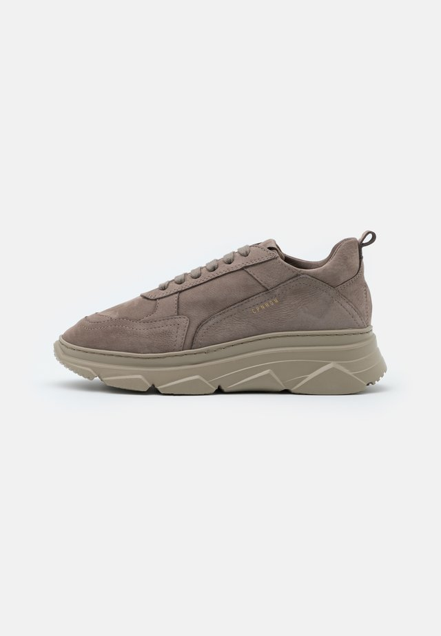 CPH40 - Sneakers laag - taupe