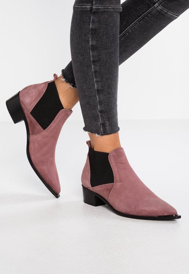 Copenhagen - Kotníková obuv - rose