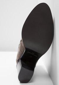Copenhagen - Classic ankle boots - dark beige - 6