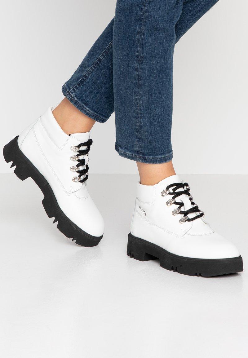 Copenhagen - Ankle boots - bianco
