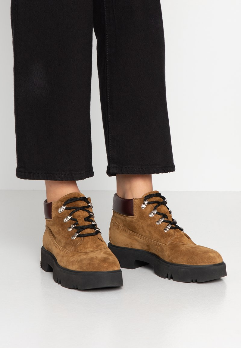 Copenhagen - Ankle boots - honey