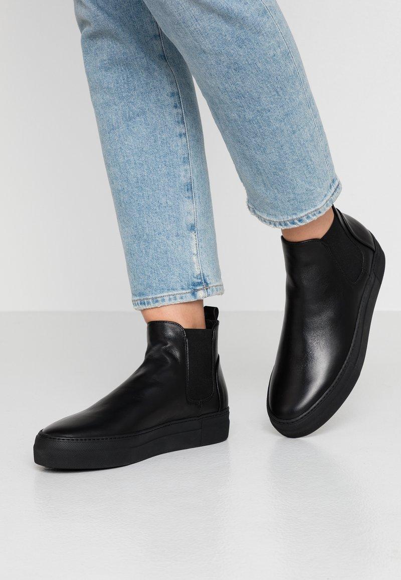 Copenhagen - Kotníková obuv - black