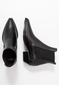 Copenhagen - Classic ankle boots - black - 3