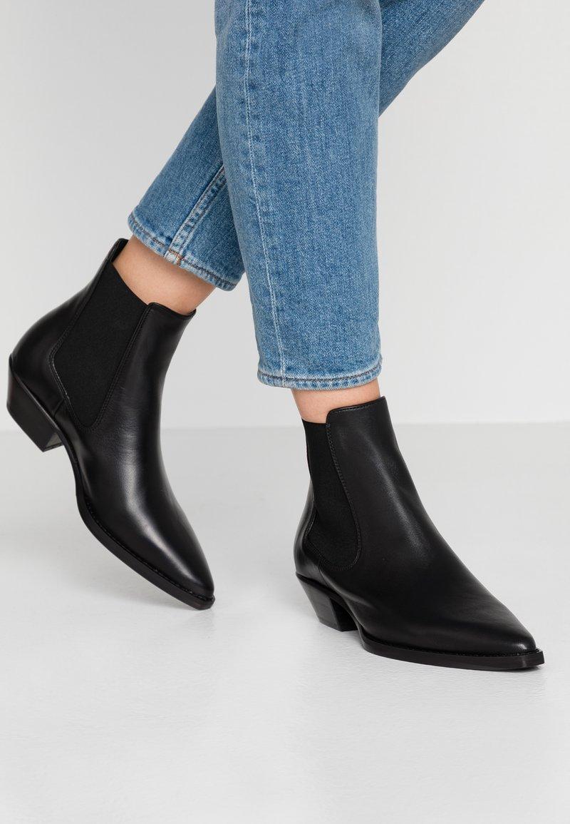Copenhagen - Classic ankle boots - black