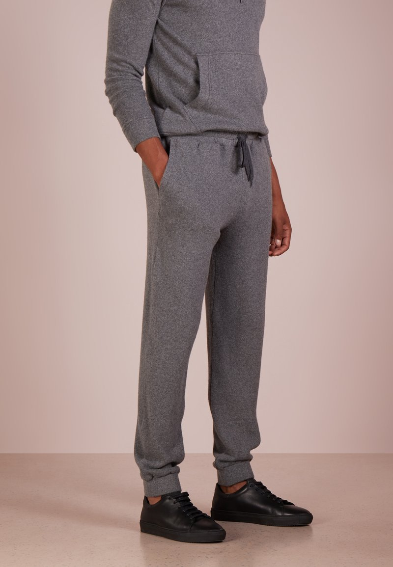 120% Cashmere - Trainingsbroek - dark grey