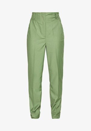 JUST THE SAME PANT - Kangashousut - green