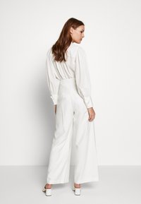 CMEO COLLECTIVE - LIE AWAKE - Trousers - ivory - 2