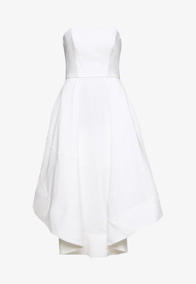 BEYOND CONTROL DRESS - Cocktail dress / Party dress - ivory