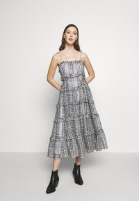 CMEO COLLECTIVE - STEALING SUNSHINE DRESS - Day dress - black - 0