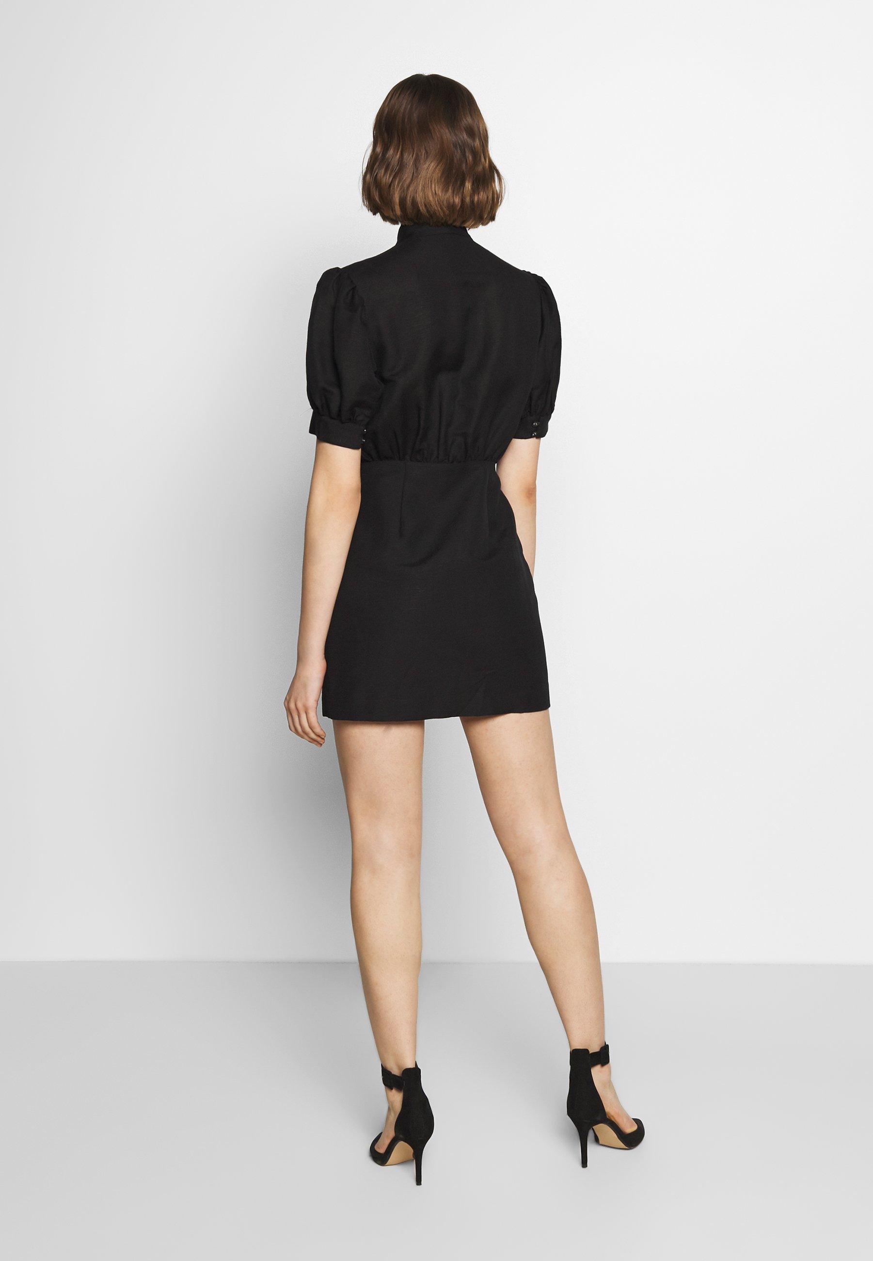 CMEO COLLECTIVE WORTHY DRESS - Vestito estivo - black