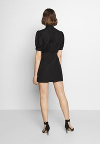 CMEO COLLECTIVE - WORTHY DRESS - Day dress - black - 2