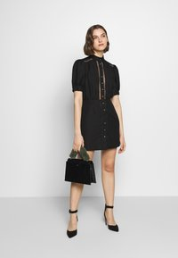 CMEO COLLECTIVE - WORTHY DRESS - Day dress - black - 1