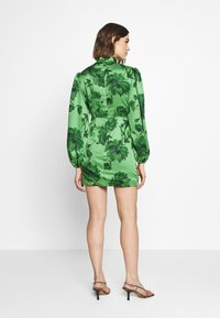 CMEO COLLECTIVE - RENEW DRESS - Cocktail dress / Party dress - green washed - 2