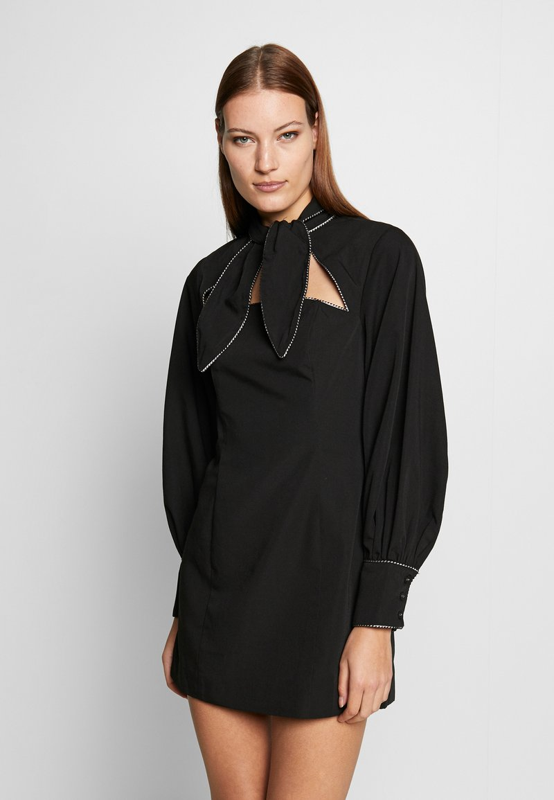 CMEO COLLECTIVE - ORIGIN DRESS - Vestito elegante - black