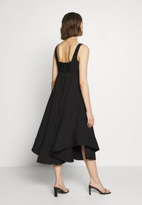CMEO COLLECTIVE - STATEMENT GOWN - Cocktailjurk - black - 2