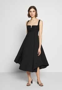 CMEO COLLECTIVE - STATEMENT GOWN - Cocktailjurk - black - 1