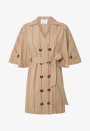 APPRECIATE DRESS - Paitamekko - brown