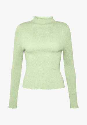 RAPIDITY  - Long sleeved top - lime