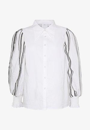 FOUNDER - Camisa - white