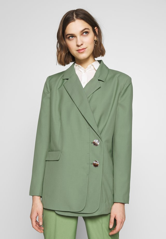 JUST THE SAME BLAZER - Żakiet - green