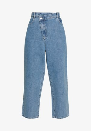 BETWEEN THE LINES - Relaxed fit -farkut - blue denim