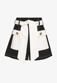 CMEO COLLECTIVE - CONSISTENT - Shorts - black - 4