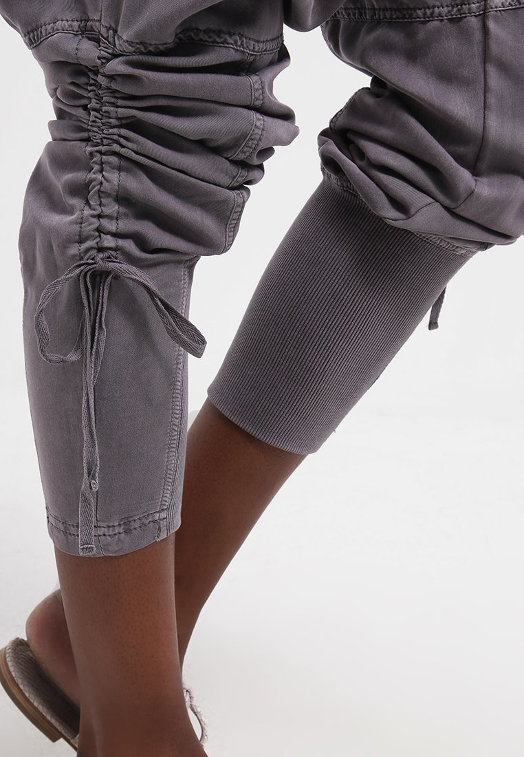 Cream Nanna Pants - Bukse Pitch Black