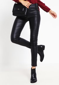 Cream - BELUS KATY - Legging - pitch black - 3