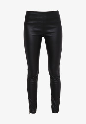BELUS KATY - Leggings - pitch black
