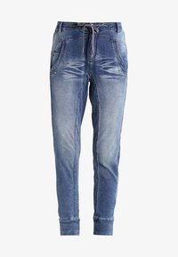 Cream - MIA - Jogginghose - medium blue denim - 5