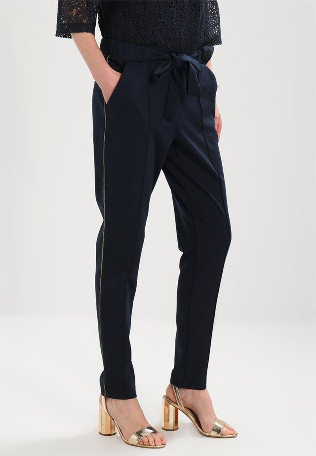 ANETT SPORT PANTS - Joggebukse - royal navy blue
