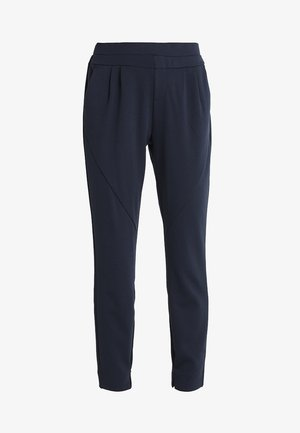 ANETT PANTS - Broek - royal navy blue