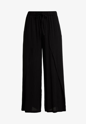 ALLIE PANTS - Pantalones - pitch black