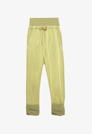 LINE PANTS - Trousers - cedar green